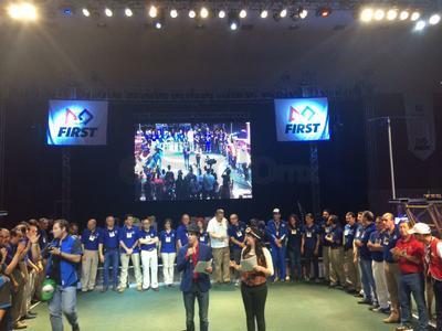 Los otros dos equipos que se van al mundial en Houston, Texas es el Cbtis 159 de Gómez Palacio y el Conalep de Torreón.