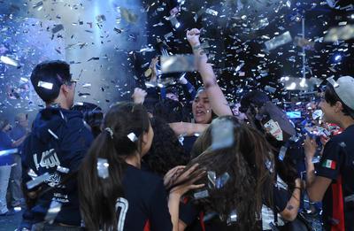 Al alcanzar el título mexicano, los tres contingentes automáticamente ganaron su boleto a Houston, Texas.