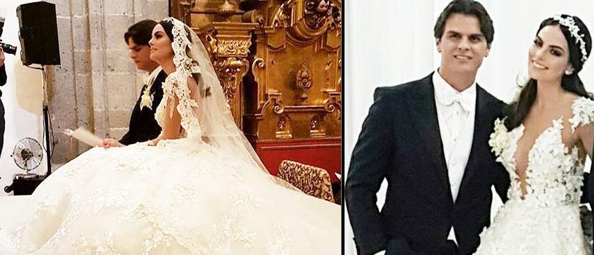Matrimonio Ximena Navarrete : Así se vivió la boda de ximena navarrete en redes
