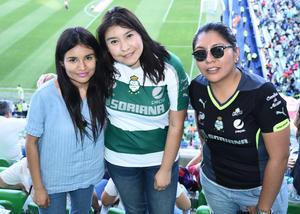 02042017 Sara Murillo, Karina Juárez y Laura Elena Juárez.