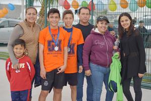 03042017 EVENTO ESCOLAR.  Familias Salazar y Balderas.