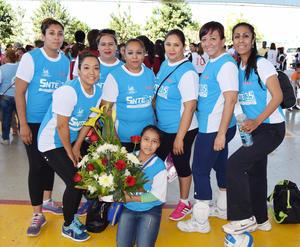 03042017 Las maestras de la Secundaria Uno de Gómez Palacio.