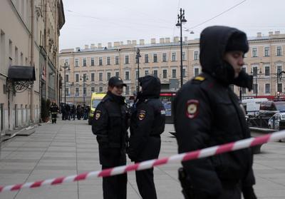 El presidente Vladímir Putín, también dijo que el terrorismo es una línea de investigación que se sigue.