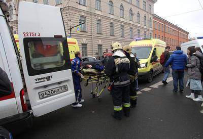 Algunas fuentes consideraron el hecho como un atentado terrorista.