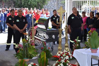 Al evento no asistieron el alcalde Jorge Luis Morán y Alberto Porragas, titular de Protección Civil.