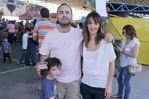04042017 Luka, Alberto y Emma.