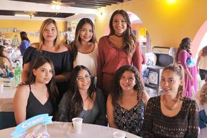05042017 Valeria, Fernanda, Sofía, Cristel, Sofía, Zayle y Azucena.