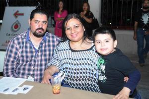 05042017 José, Baltazar e Iris.