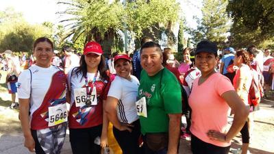 06042017 Club de corredores de Miguel Auza, Zacatecas.