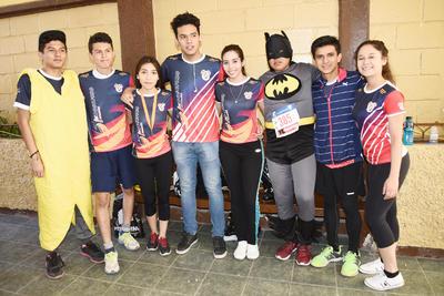 06042017 Luis Fernando, Karol, Ana Cristina, Sebastián, Jaqueline, Eliud y Diego.