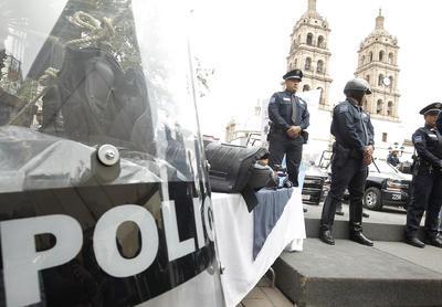 El día de ayer fueron presentadas las nuevas adquisiciones de la Dirección Municipal de Seguridad Pública.