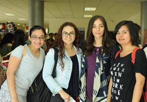 07042017 Marisol, Vanessa, Ingrid y Brenda.