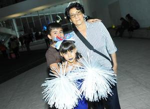 07042017 Diana Karen, Alejandro y María.