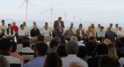 Habló también Fernando Alanís Ortega, Director General de Industrias Peñoles.