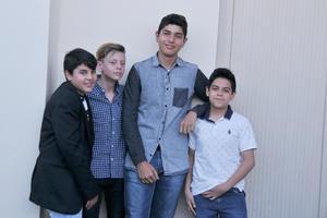 14042017 Memo, Carlos, Adolfo y Cristian.