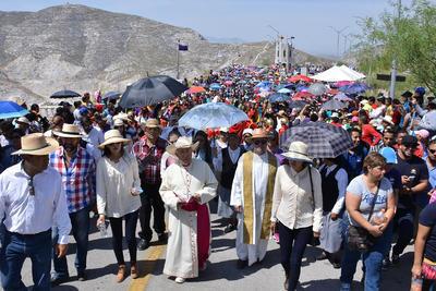 Moseñor dijo que el Vía Crucis de este año sería dedicado a pedir por la paz mundial, ahora con las tensiones que existen entre países como Estados Unidos y Corea del Norte.