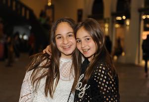 Paulina y Alejandra
