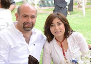 Alberto y Claudia