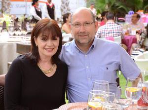 Gabriela y Enrique