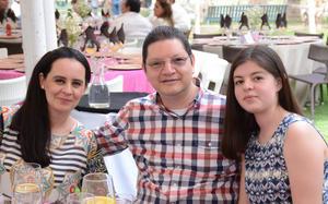 Lolita, Agustín y Pau