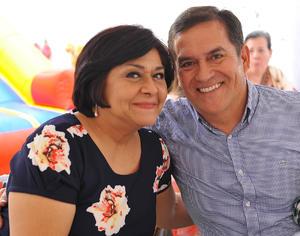 Bertha y Jorge