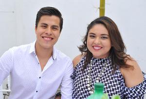Fernando y Rebeca