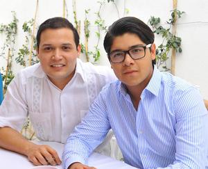 Luis y Daniel