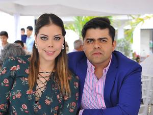 Rosy y Jorge