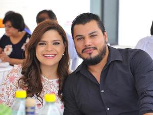 Vicky y Fabricio