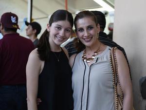 Nayla y Astrid