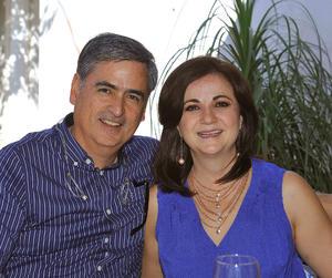 Andrés y Gaby