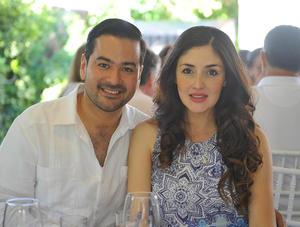 Carlos y Paola