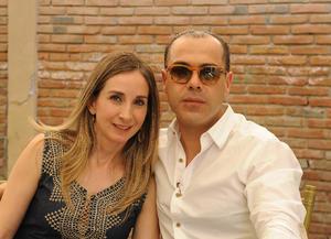Alina e Ismael