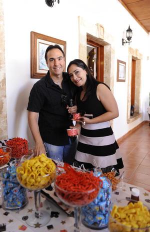 Carlos y Lorena