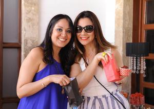 Claudia y Yadira