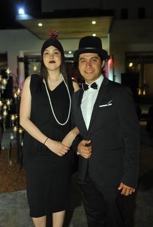 Bárbara y Christian