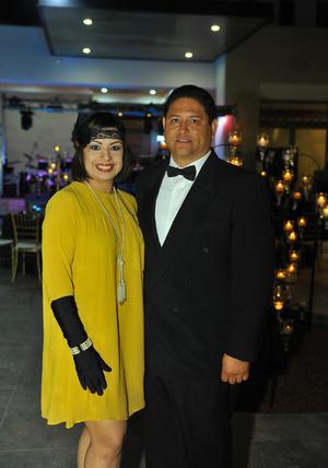 Cristina y Jesús Villalobos