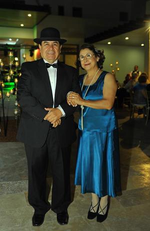 Guillermo y Lety Contreras