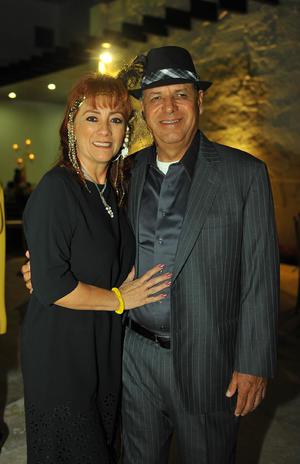 Lilia y José Alfredo García