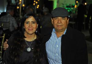 Tere y Ricardo Ortiz