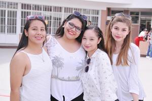 15042017 Gabriela, Kharla, Paola y Sofía.
