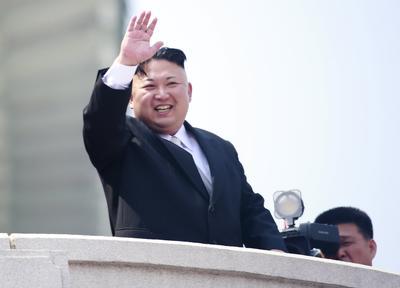 Aunque el líder de 33 años no tomó la palabra, el considerado número dos del régimen, Choe Ryong-hae, se encargó de mandar un mensaje claro y contundente al presidente estadounidense, Donald Trump.