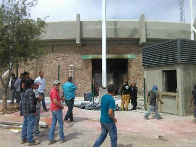 Incendio en el Francisco Villa