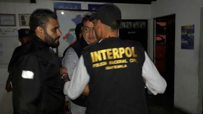 Javier Duarte fue detenido en Guatemala con la colaboración de las autoridades de ese país.