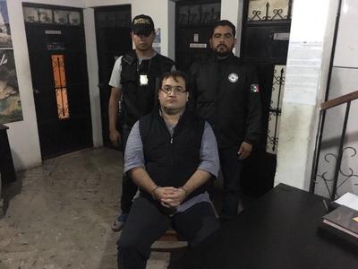 Cayó el exgobernador de Veracruz, Javier Duarte de Ochoa.