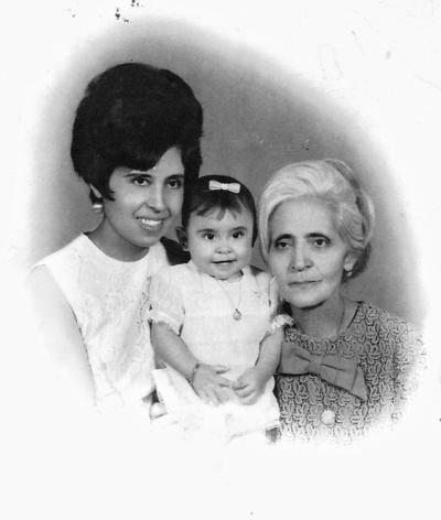 16042017 3a. Generación (f): María Torres, Martha Mtz. y Martita Rojas Mtz.