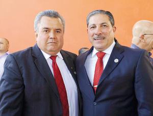 16042017 Víctor González y Fernando Juan Marcos.