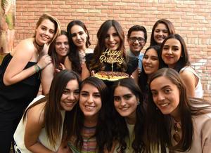 17042017 FESTEJA 21 AñOS.  Ana Sofía con sus invitados.