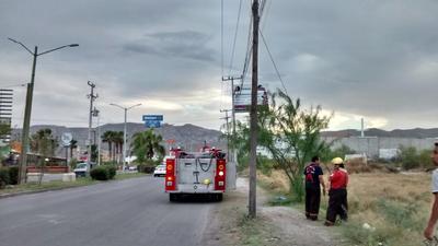 Asimismo, se reportó fallas en el suministro de energía y agua potable.