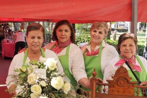 18042017 Martha, Susana, Cristy, Neda y Lucy.